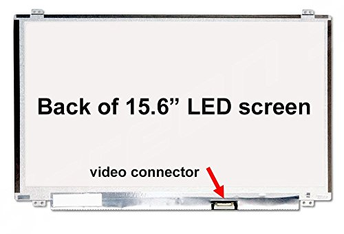 Compatible with HP Star Wars 15-an050nr N5R61UA New Replacement LCD Screen for Laptop LED Full HD Matte