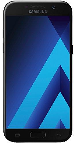 Samsung Galaxy A5 (2017) SM-A520F 13,2 cm (5.2') 3 GB 32 GB 4G Nero 3000 mAh