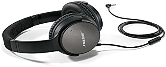 Bose QuietComfort 25 Auriculares con cable (3.5 mm) Dispositivos Apple 100