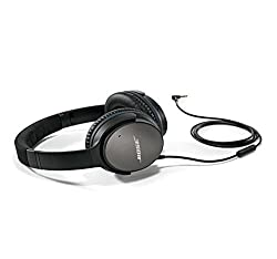 Bose Quietcomfort 25 Acoustic Noise Cancelling Headphones Review