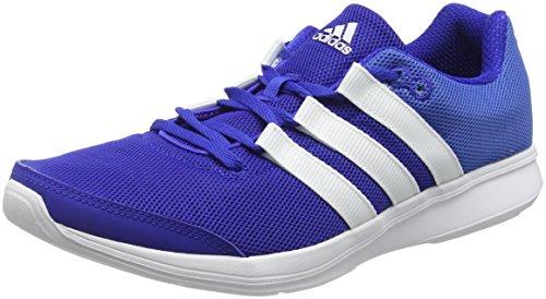 adidas Herren Lite Runner M Laufschuhe, Azul (Azufue / Ftwbla / Azuray), 44 EU