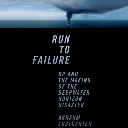 Run to Failure audiobook cover art