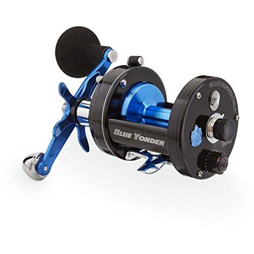 Abu Garcia BY-7000 Ambassadeur Blue Yonder Baitcast Fishing Reel
