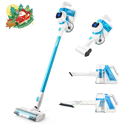 Why Should You Buy SIMPFREE Cordless Vacuum Cleaner, Extra Tools for Homes with Pets, Rechargeable, ...