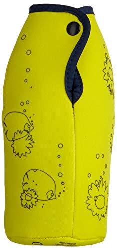 Monopole Heidsieck Blue Top Brut Champagner mit gelber Neoprenkühlmanschette (1 x 0,75 l) - 5