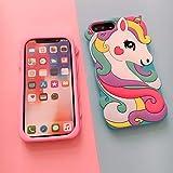SevenPanda Einhorn Case für iPhone 5 5S SE - 2