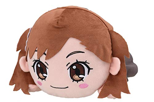Sega A Certain Magical Index III: Mikoto Misaka Mega Jumbo Nesoberi Stuffed Plush, 15.7'