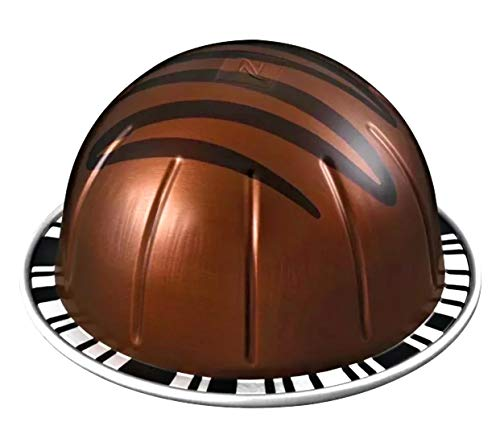 Nespresso Chocolate Fudge Flavor VertuoLine pods Capsules (10 Pods)