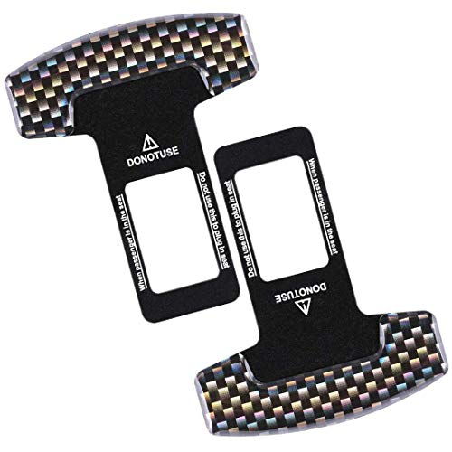 dimopoulos 2 Pack seat Belt Clips,Automotive Universal for Belt Clips car Belt Buckle
