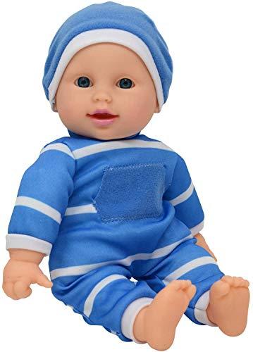 11 inch Soft Body Doll in Gift Box - 11' Baby Doll (Boy)