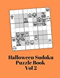 Halloween Sudoku Puzzle Book Volume 2: Ultimate NEW Icon Sudoku Great For Fall And A Unique Puzzle Twist