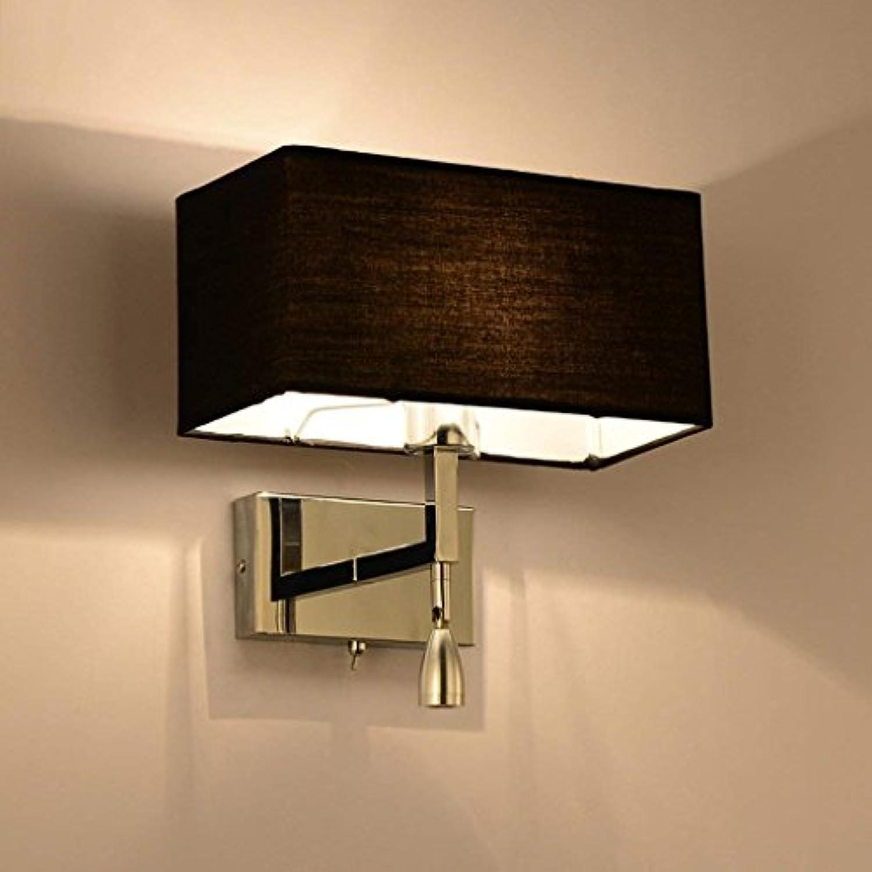 GZ LED Kreative Wandleuchte Wohnzimmer Moderne Hotel Schlafzimmer Nachttischlampe Einfache und Warme Mode Gang Korridor Lichter