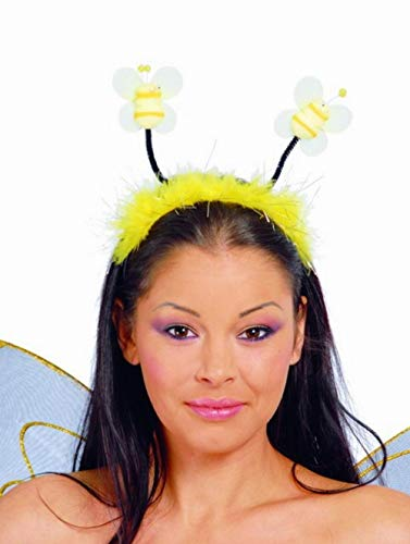 Aptafêtes - AC5127 - Serre tete antennes abeille