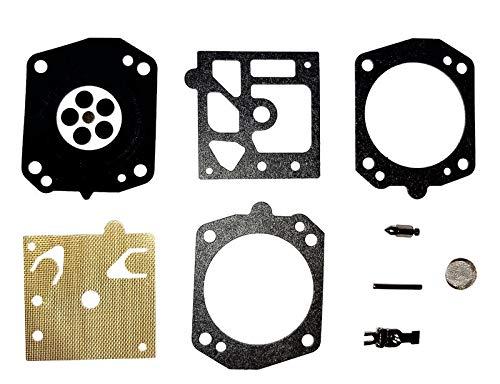 ProPart Carburetor Rebuild Repair Kit Replaces Walbro K20-HD for Walbro HD-20 HD-25 HD-30 HD-39 HD-40 HD-41 Compatible with Husqvarna 371K and 375K