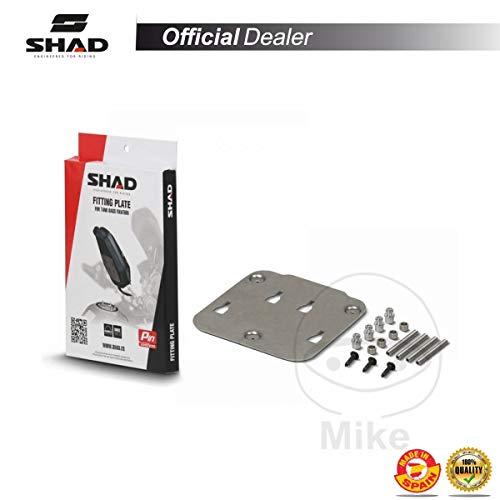 SHAD X020PS, Black, no