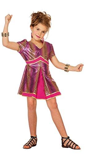 Karneval-Klamotten Disco Kleid Kostüm Rockstar Mädchen-Kostüm Popstar Mädchen Kinder-Kostüm Sängerin Musikerin Bling Show Party 70erJahre Mädchenkostüm