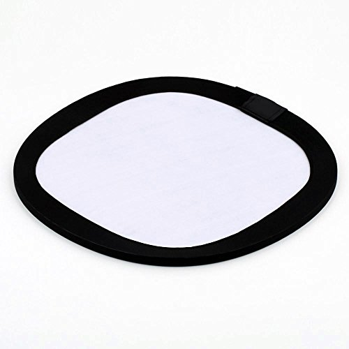 Lightdow 12 x 12 Inch (30 x 30 cm) White Balance 18% Gray Reference Reflector Grey Card with Carry Bag [Folded Version]