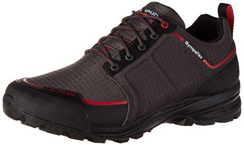 VAUDE Men's Tvl Active STX, Chaussures de Randonnée Basses Homme, Gris (Iron), 42.5 EU