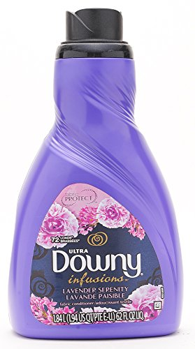Downy Ultra Infusions Lavender Serenity 72 Loads 62 fl. oz.