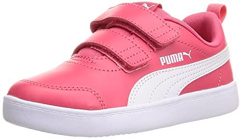 Puma Courtflex v2 V PS, Zapatillas Deportivas, Paradise Pink PUM, 30 EU