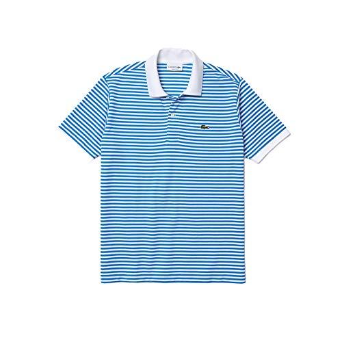 Lacoste Poloshirt voor heren - wit - XL