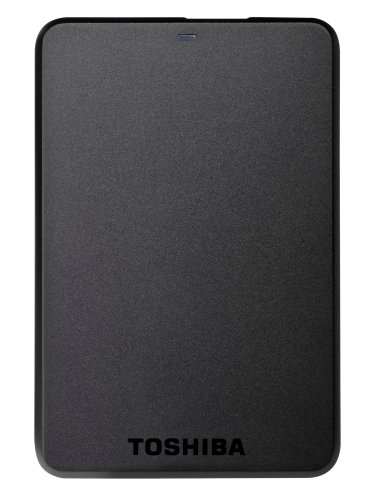 Toshiba Store Basics (HDTB110EK3BA) - Disco Duro Externo de 1 TB (USB 3.0,...