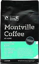 MONTVILLE COFFEE Woodford Blend Espresso Ground Coffee, 250 g