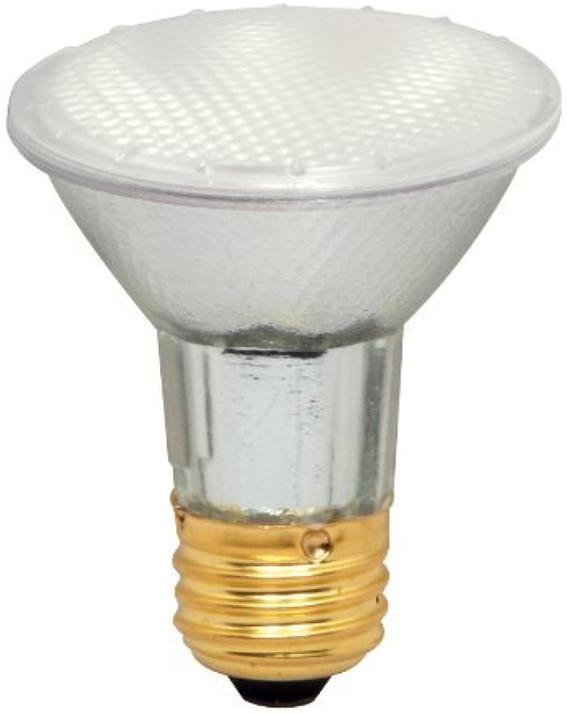 Satco (Fall von 15) S4208 39 Watt (50 Watt) 500 Lumen PAR20 Essen 42 Grad gefrostet Halogenlampe, dimmbar