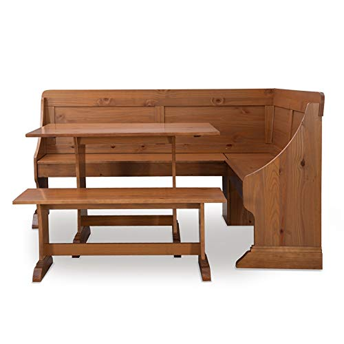 wooden dining booth for sale