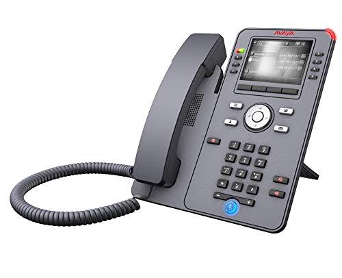 Avaya J169 SIP Teléfono de escritorio IP POE (fuente de alimentación no incluida)