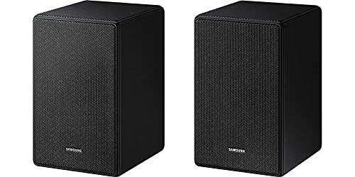 Samsung SWA9500S - Altoparlante Surround senza fili per Soundbar Samsung, colore: Nero