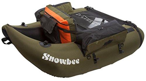 SNOWBEE Unisex Classic Kit de Tubo de Flotador, Color Verde/Negro, Talla...