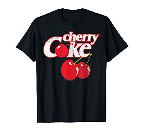 Coca-Cola Cherry Coke Logo T-Shirt