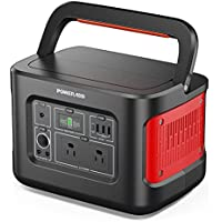EnergyCell 280Wh/78000mAh Portable Solar Generator with 110V/400W AC Outlet, PD 100W Energy Storage Power Supply