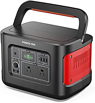 EnergyCell 280Wh/78000mAh Portable Solar Generator with AC Outlet
