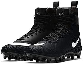 Nike Men's Force Savage Varsity Football Cleats US (11, Black/White)