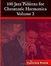 100 Jazz Patterns for Chromatic Harmonica Volume 2: +Audio Examples