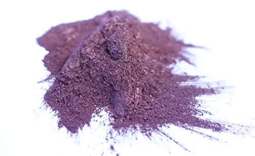 99,9% Kupferpulver, 5µm, plättchenförmig, Metallic Pigment, Metallpulver- stabilisiert, sehr fein, ab 100g (100g)