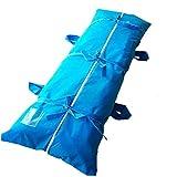 [page_title]-Dowoa Leichensack, Body-Aufbewahrungstasche mit 4 Seitengriffen Reißverschluss Auslaufsichere Katastrophen-Tasche Camping Wandertasche