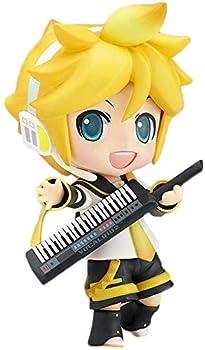 GHMHJH Kagamine Rin/len Kagamine Len Nendoroid Action Figure Movie Character Model Toys