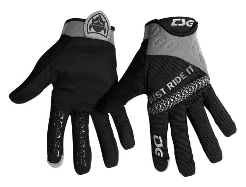 TSG Handschuhe Trail Glove, Black, M