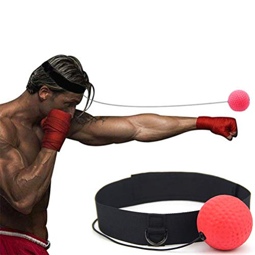 ボクシング ボール打撃練習 パンチングボール
