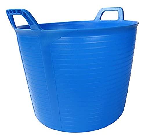 Rubi 88721 Capazo, Azul, 40 l