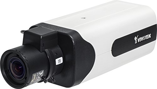 VIVOTEK IP8155HP - Cámara de vigilancia (Cámara de Seguridad IP, Exterior, Alámbrico, CE, LVD, FCC Class B, VCCI, C-Tick, UL, Caja, Blanco)