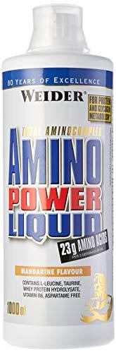 Weider Amino Power Liquid, Mandarino - 1000 ml