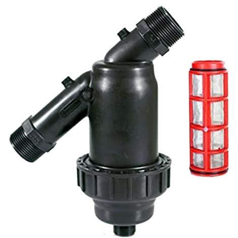 """Irritec Filtro de Malla 1 1/4"""" para tubería de 40mm"""
