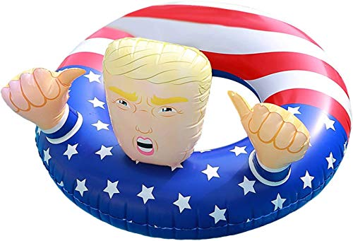NinoStar Donald Trump American Float Summer Pool Party 2018 Fun Inflatable for Adults and Kids