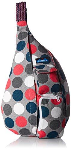 KAVU Rope Bag, Got Dots, One Size