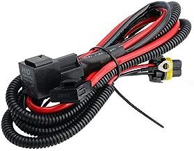 O-NEX HID Relay Harness 9006 9005 9145 40A 12V 35W/55W Heavy Duty Xenon HID Wiring Upgrade Kit