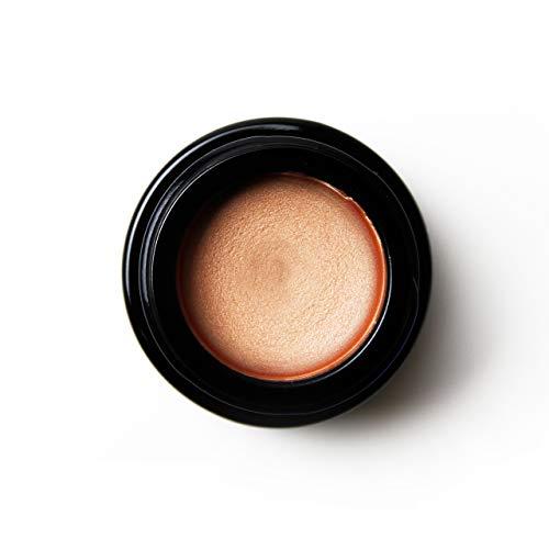 SHAMANIC The Colours, Eye Shadow, Ultra Bronze #19, 5ml Creme Lidschatten, farbintensiver Eyeshadow mit bronze Pigmenten, vegane Naturkosmetik, Made in Germany